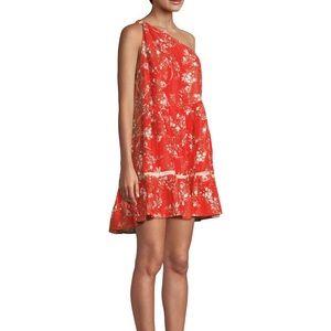 NWT: FREE PEOPLE | One-Shoulder Mini Dress